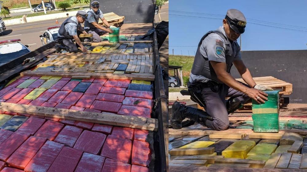 Foto: Polícia / Cedida