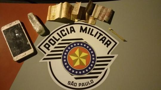 Homem que vendia maconha pelo WhatsApp é preso em Osvaldo Cruz